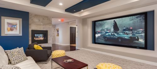 Minnesota Design Gallery Home Theater