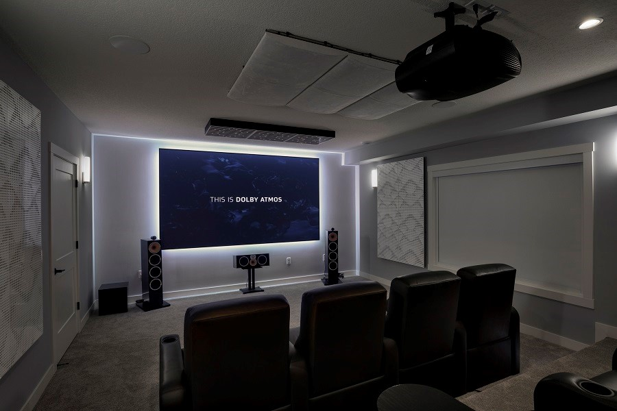 How Many Watts Should My Home Theater Have?
