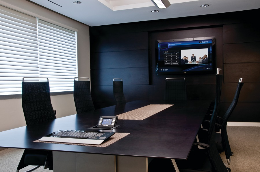 How Crestron Mercury Helps Collaborative Businesses Succeed