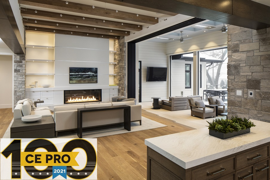 Lelch Audio Video Ranks in CE Pro Top 100!