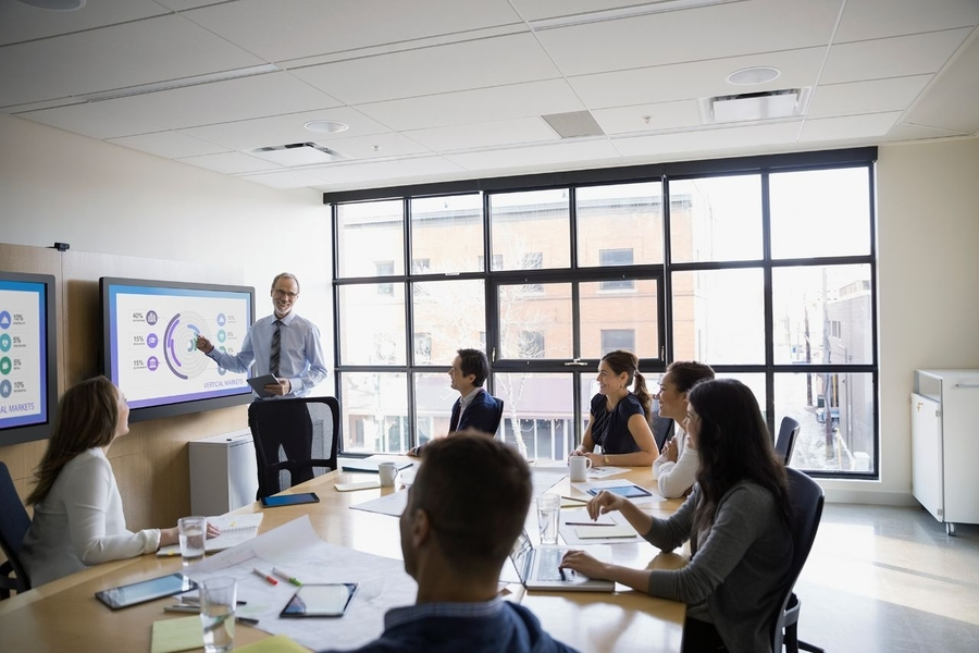 Smart Whiteboard Collaboration Is a Zero Hassle Way to Share Content
