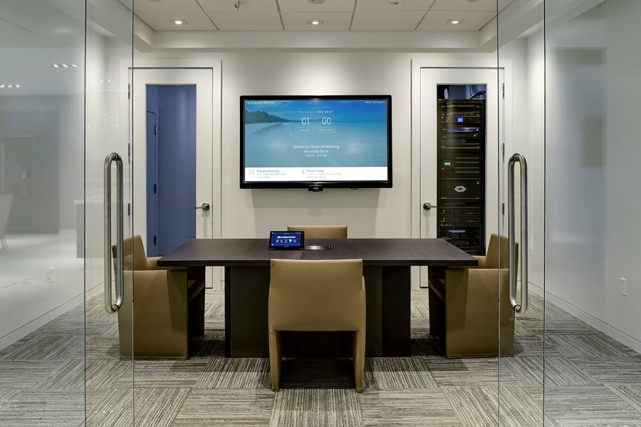 Can Your Office Benefit From a Crestron Conference Room Solution?