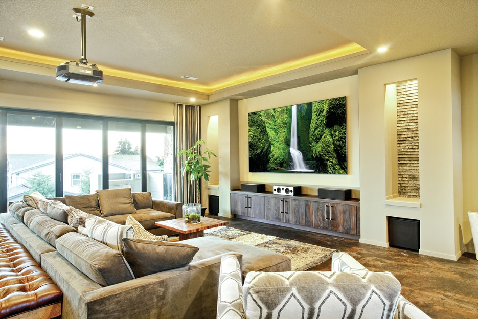 Create The Ultimate Media Room Design & Setup With These Essential Features