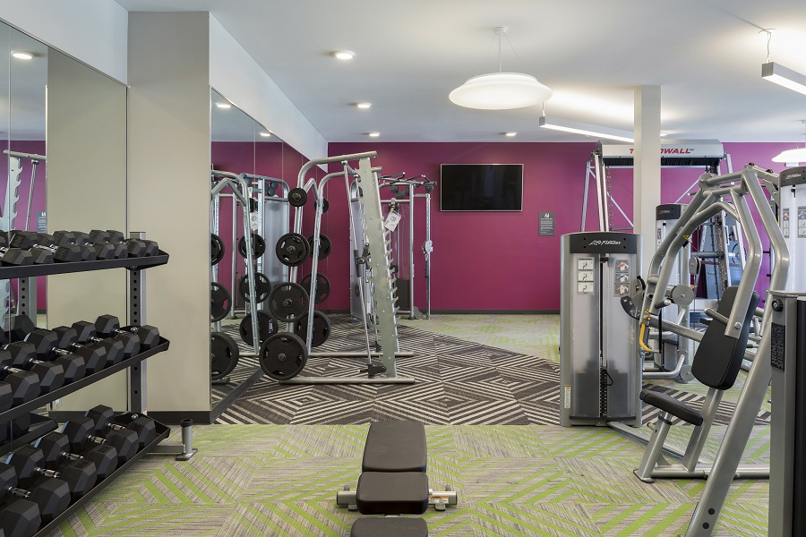 How Does the Right Lighting Improve Your Fitness Space?