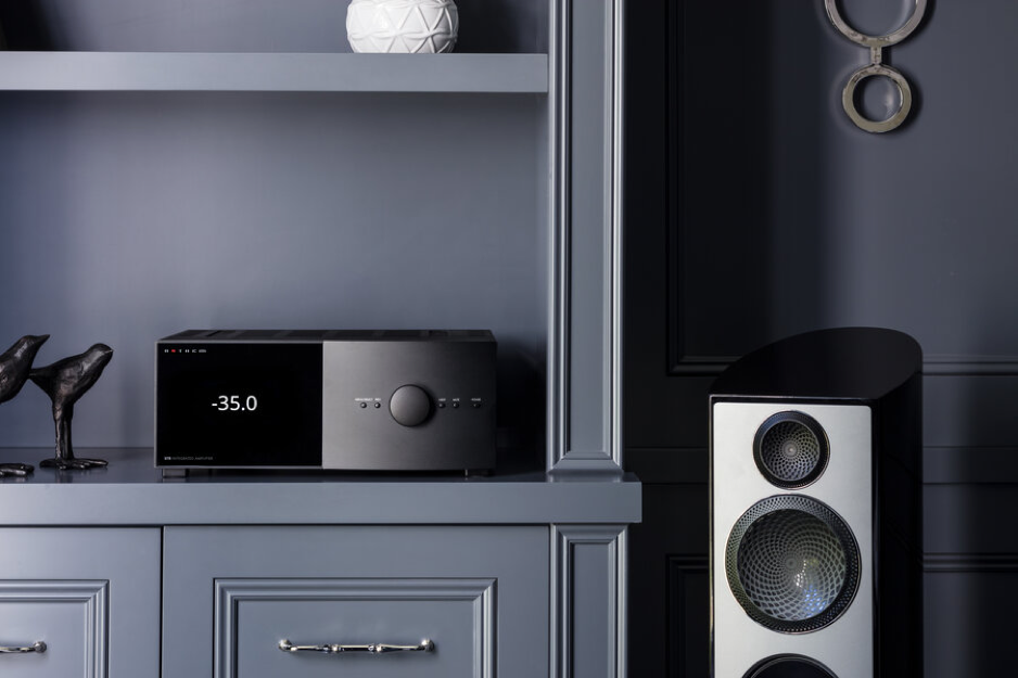 Listen to Your Music in Every Room with Audio Distribution