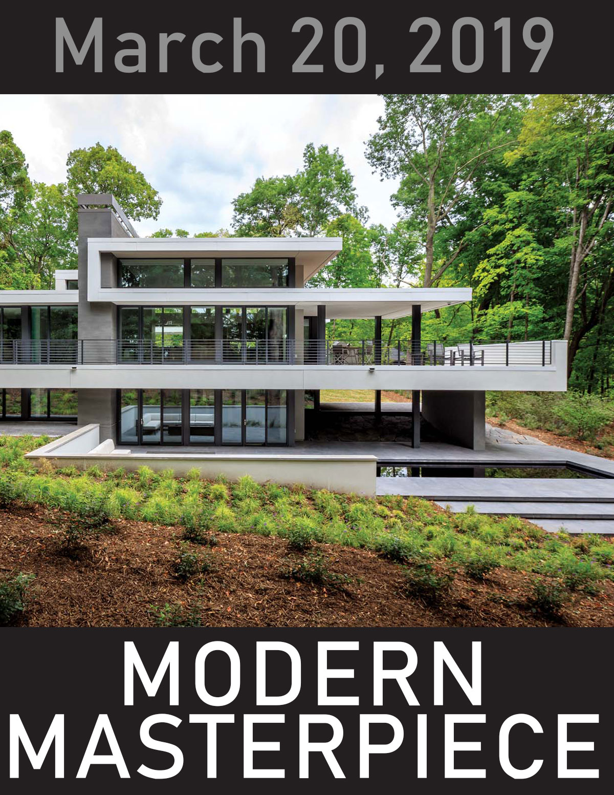 MODERN MASTERPIECE: Lelch AV Partners on Stinson Home