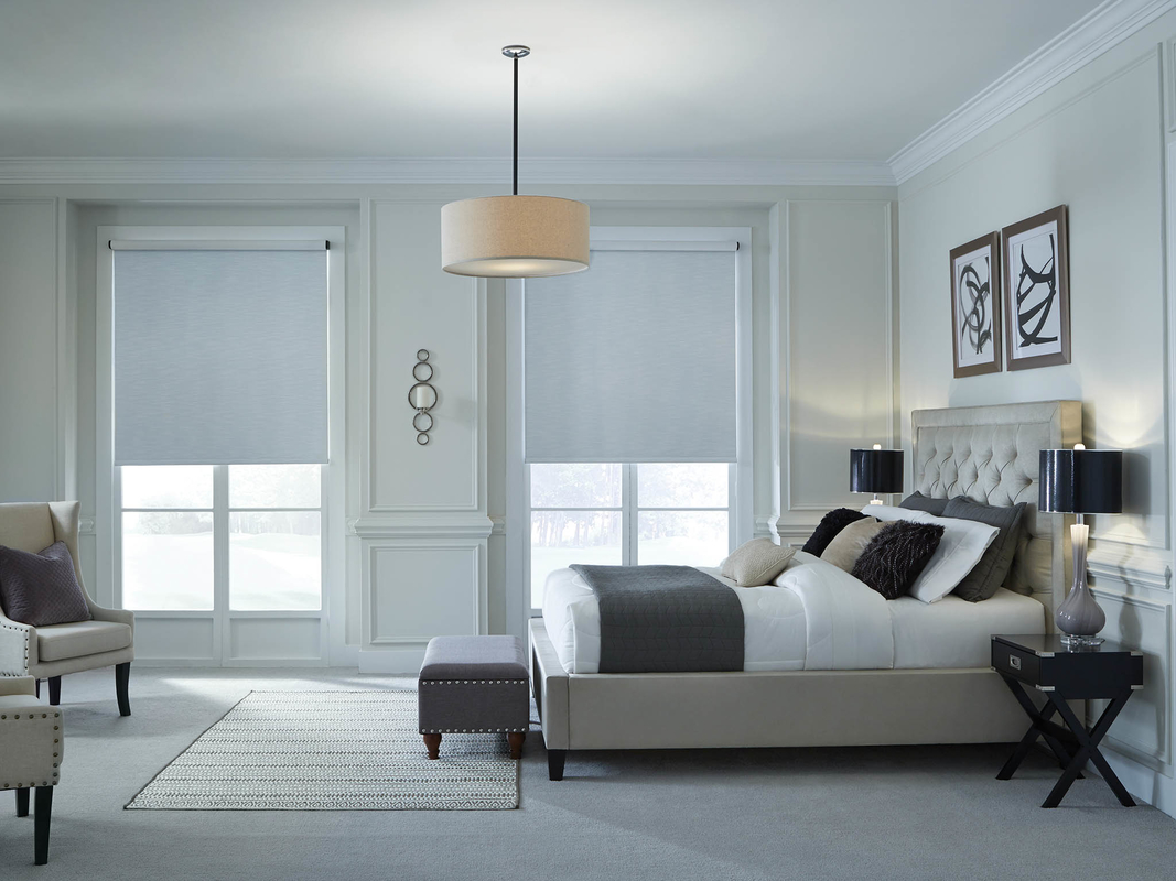 Motorized Blinds & Shading Benefit Every Room in Your Home
