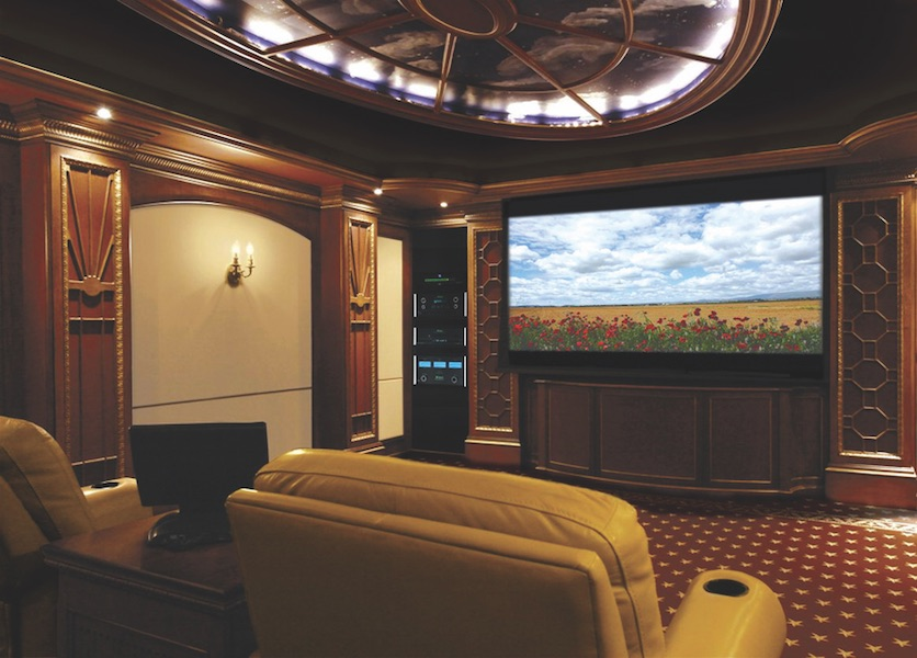 The Ins and Outs of Home Theater Setup