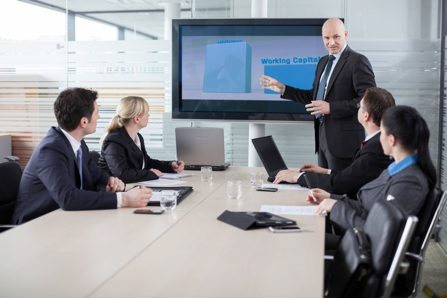 Top 3 Smart Technologies for Your Company's Huddle Room
