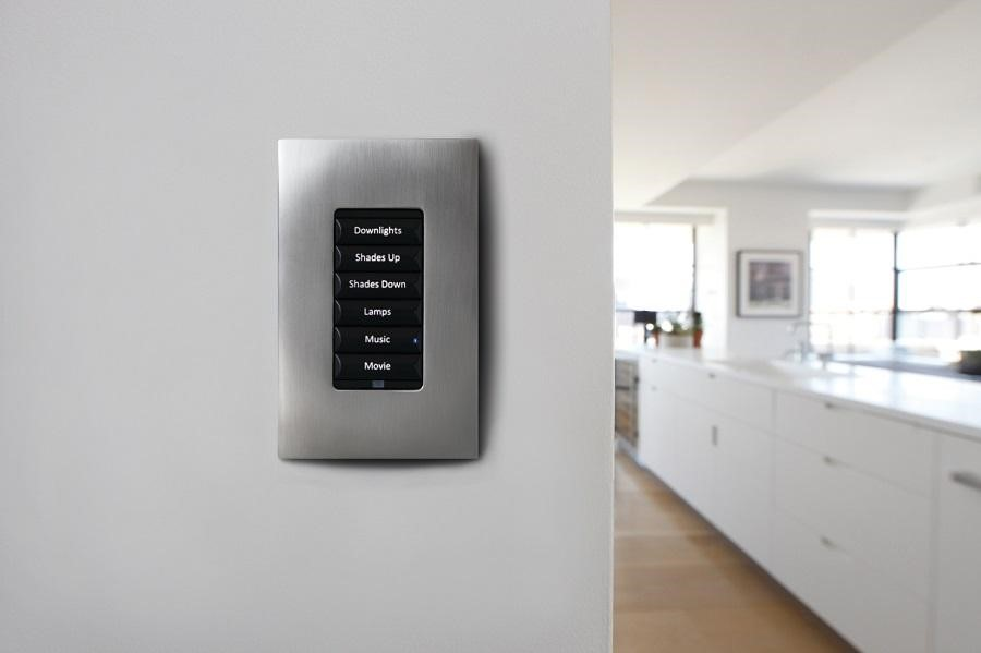 Why We Suggest Keypads for Your Home Lighting Automation System